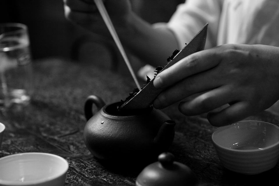 Tea, Cha