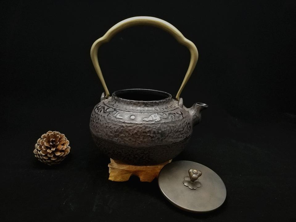 Iron Kettle, Tea, Classic