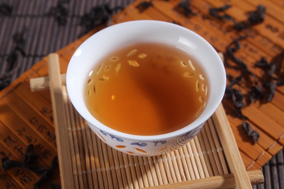 Tea, Da Hong Pao, Tea Cup