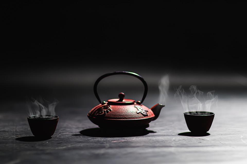 Teapot, Tea, Traditional, Ceremony, Tea Cups, Cups
