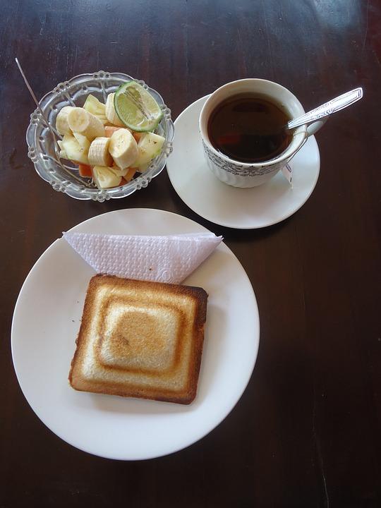 Breakfast, Food, Tea