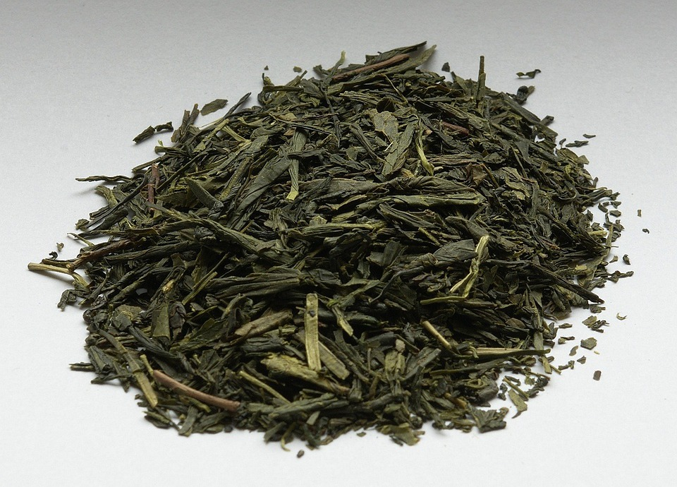 Tee, Green Tea, Tea Leaves, Herbs, Herbal Tea, Food