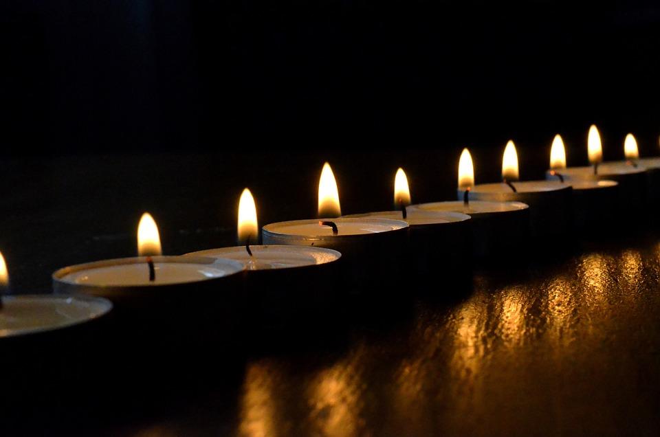 Tea Lights, Advent, Candles, Candlelight, Light, Mood