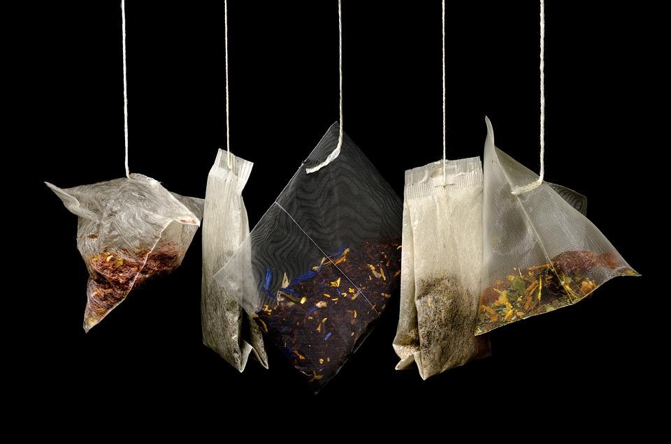 Tea, Teabags, Drink, Hot, Hot Beverage, Teabag, Healthy