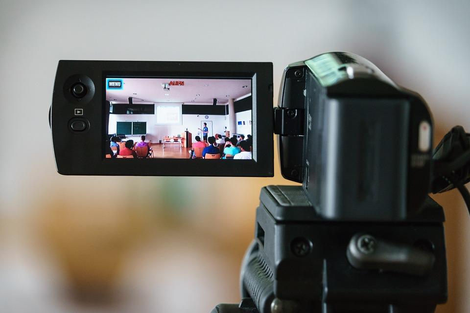 Camera, Video, Recording, Teaching, Seminar, Lecture