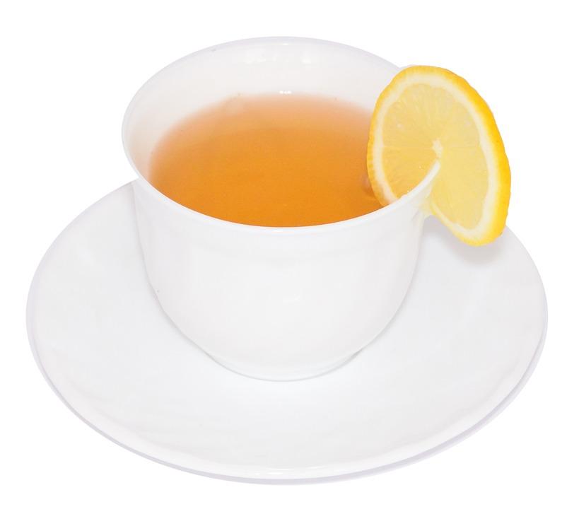 Tea, Lemon, The Drink, Teacup, Relaxation, Drink
