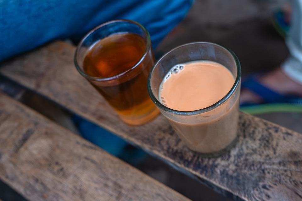 Tea, Drink, Beverage, Morning, Cup, Milktea, Teacup