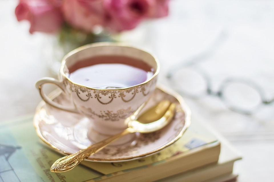 Teacup, Tea, Cup, Drink, Hot, Beverage, Table