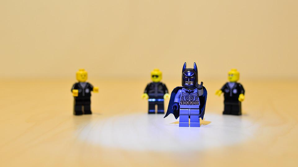 Police Officer, Team, Lego, Group, Boss, Sergeant