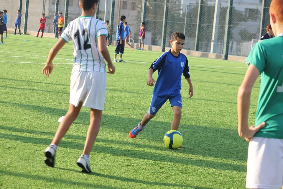 Football, Player, Sport, Ball, Game, Soccer, Team