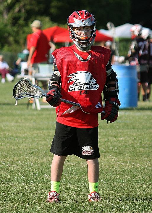 Lacrosse, Player, Waiting, Boy, Game, Team Sport, Team