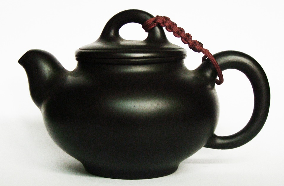 Afternoon Tea, Teapot, Chinese Traditional Handicrafts