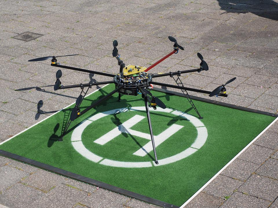 Drone, Helicopter, Aircraft, Fly, Technology