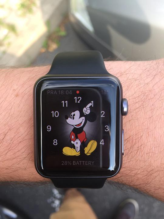Watch, Apple, Technology, Equipment