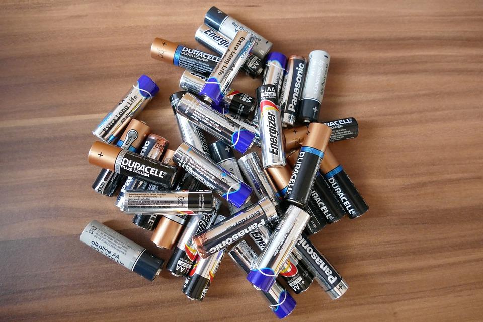 Batteries, Cells, Battery, Energy, Power, Technology