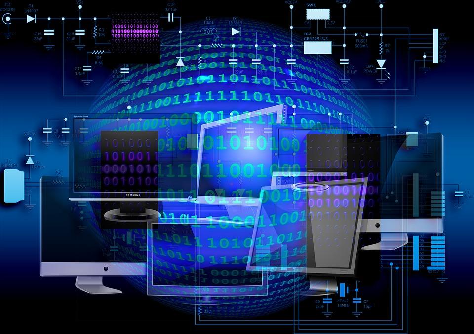 Board, Binary, Technology, Monitor, Think, Circuits