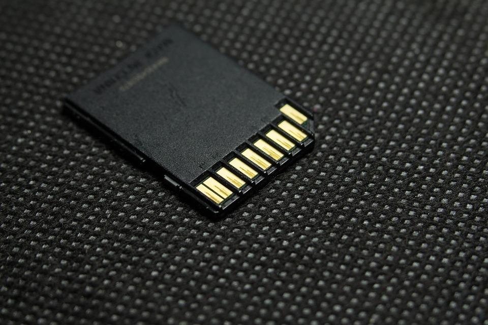 Sd, Card, Data, Storage, Technology, Flash, Digital