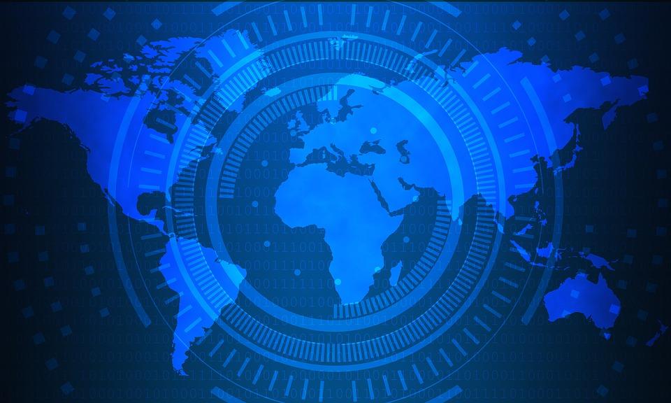 Technology, Globalisation, Communication, Global
