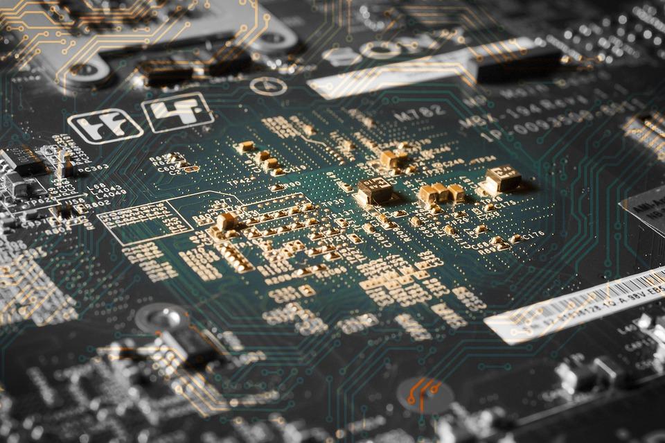 Cpu, Motherboard, Blockchain, Technology, Hardware