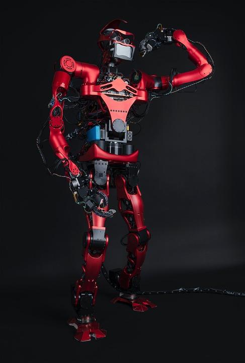 Robot, Robotic Technology, Technology, Digital World