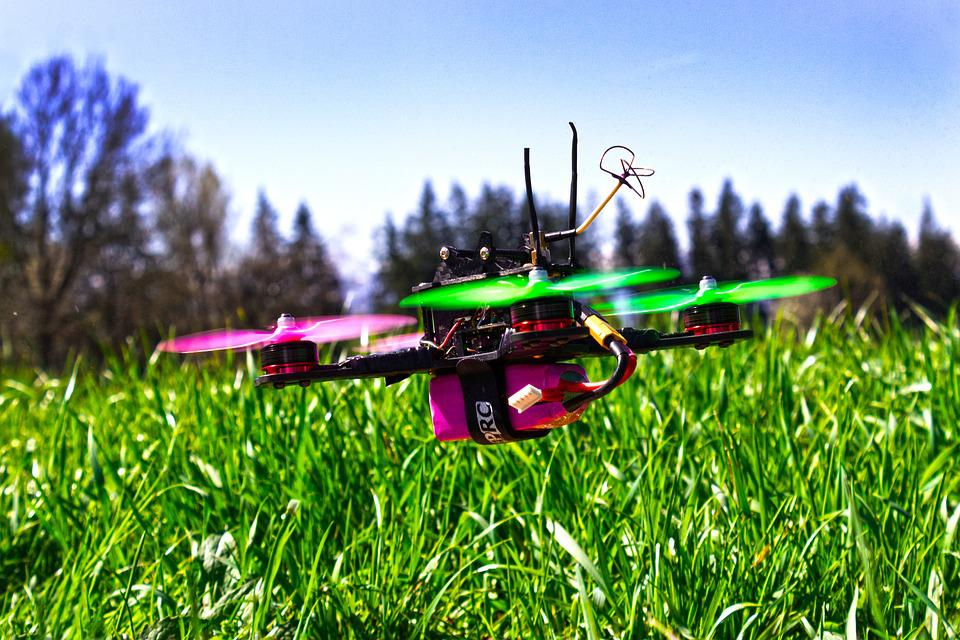 Drone, Flight, Flying, Hobby, Quadrocopter, Technology