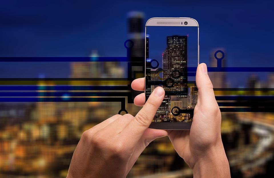 Smart Home, Home, Technology, Multimedia, Smartphone