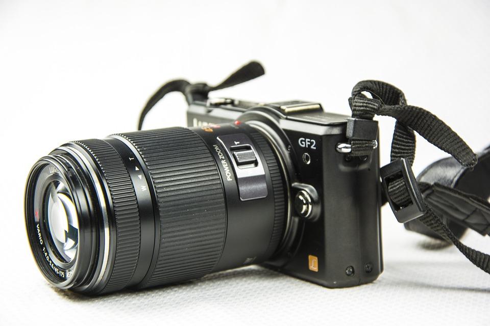 Lens, Zoom, Light Editor, Equipment, Technology
