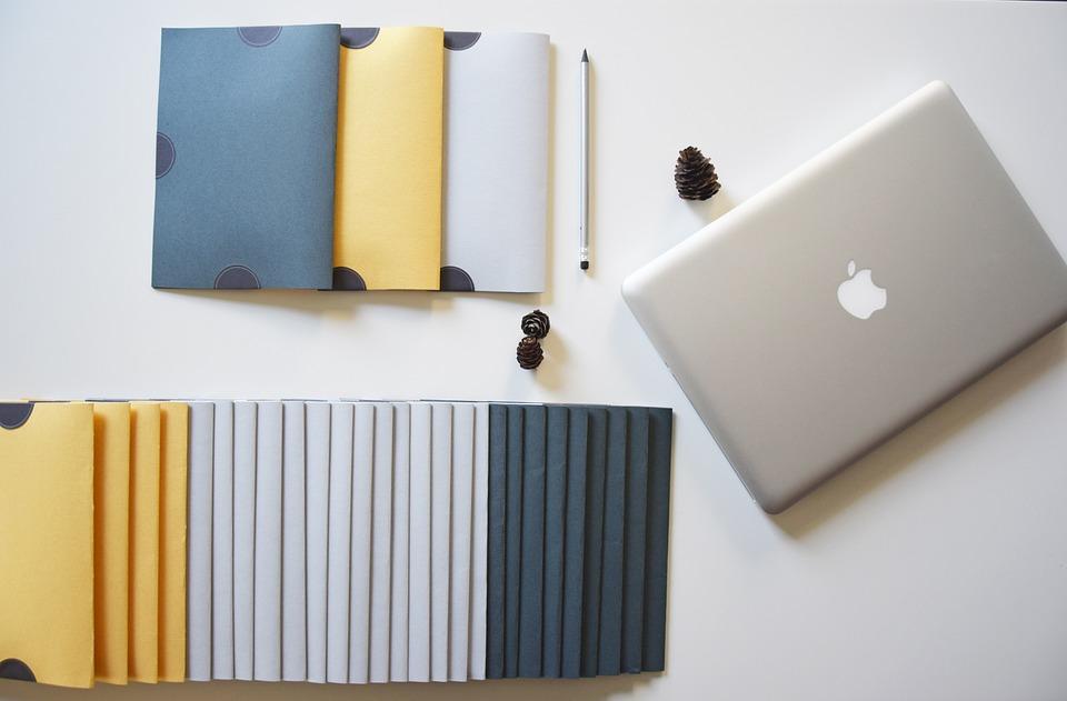 Computer, Desk, Office, Portable, Technology, Business