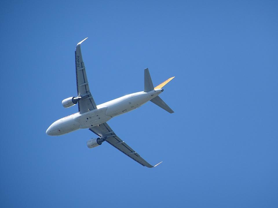 Aircraft, Wing, Technology, Passenger Aircraft, Detail