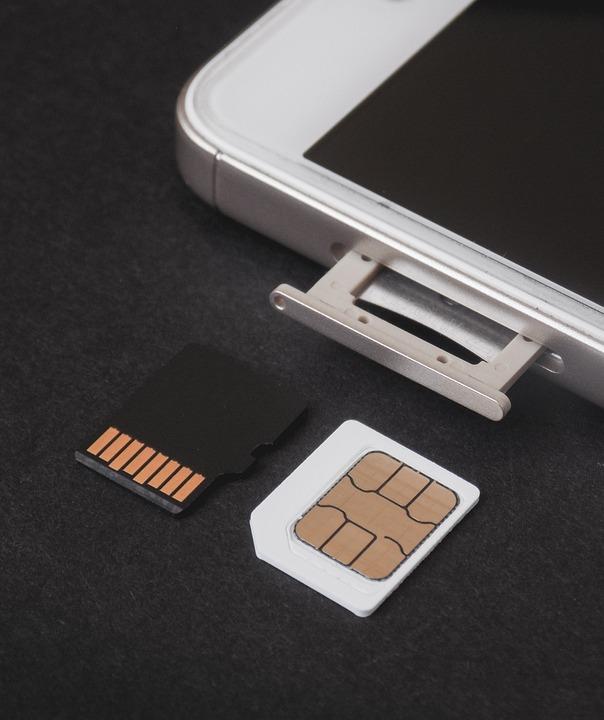 Sim Card, Card, Memory, Micro Sd, Phone, Technology