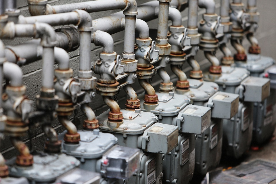 Industry, Pumps, Equipment, Technology, Pipes, Water