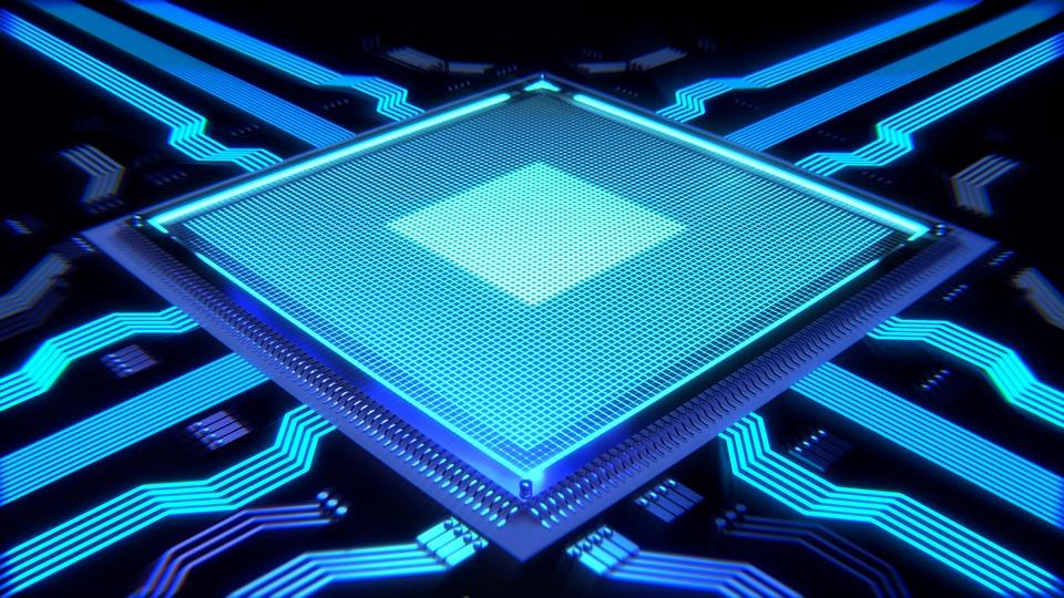 Processor, Cpu, Computer, Chip, Board, Technology