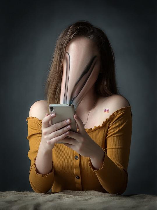 Instagram, Technology, Smartphone, Vice, Cellular