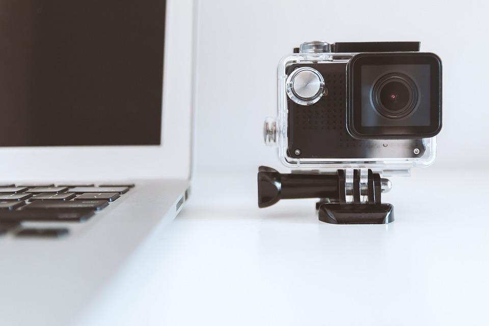 Technology, Camera, Sport, Laptop, Notebook, Office