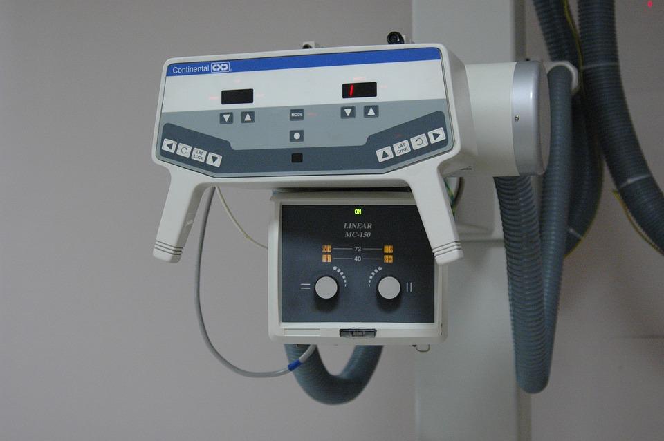 X-ray Machine, X-ray, Medical, Technology, Equipment
