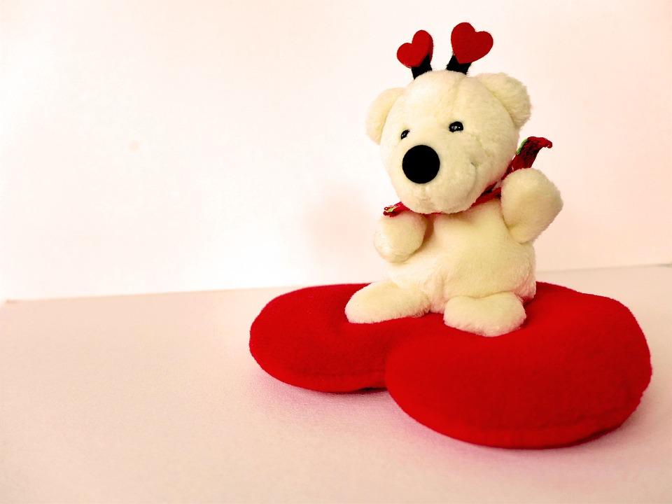Love, Valentineu0027s Day, Valentine, Teddy Bear, Romance