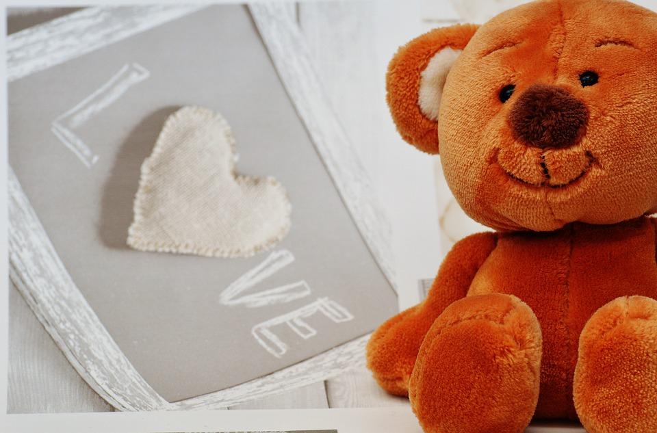 Bear, Teddy, Cute, Bears, Plush, Sweet, Funny