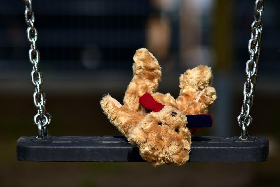 Bear, Furry Teddy Bear, Teddy Bear, Teddy, Toys, Bears