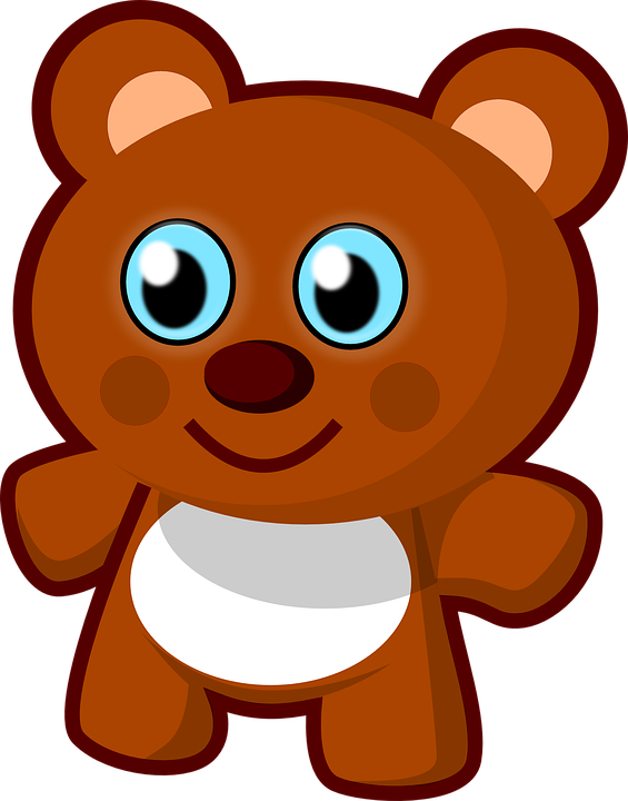Teddy Bear, Teddy, Toy, Bear, Cute, Brown