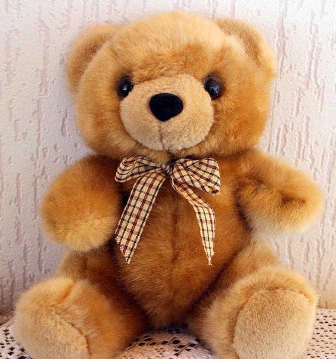 Teddy, Bear, Teddy Bear, Bears, Soft Toy, Cute