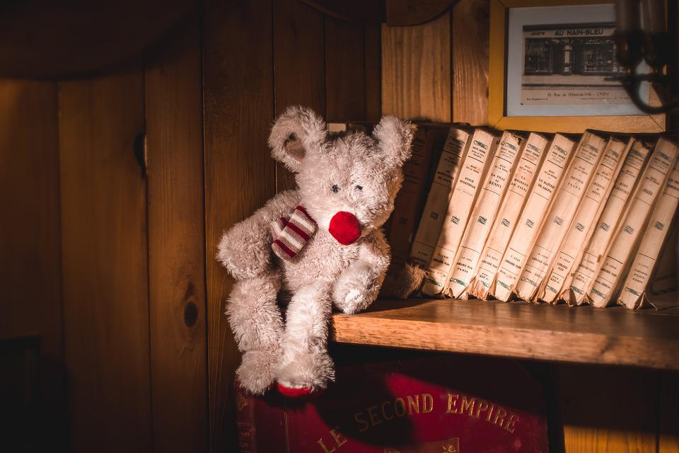 Bear, Plush, Child, Toys, Teddy, Childhood, Fresh