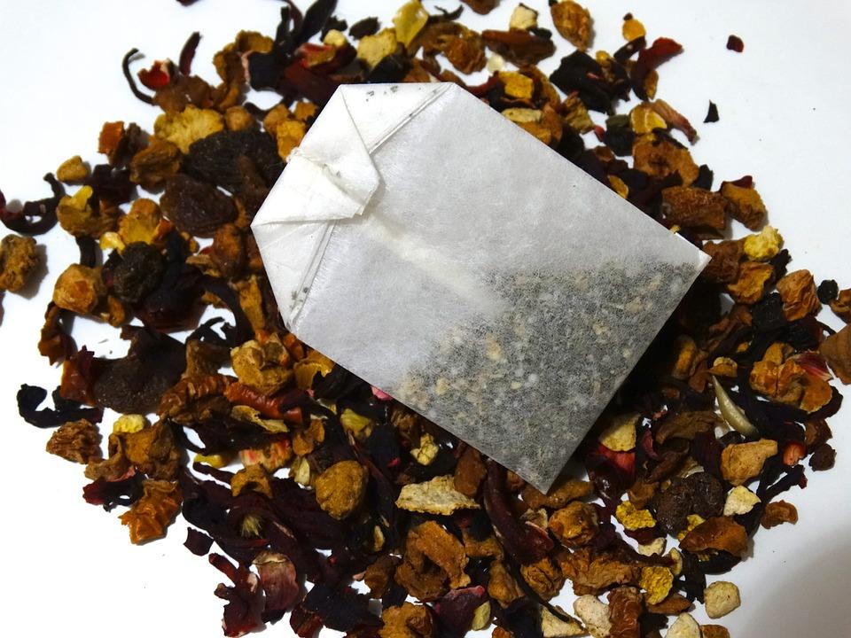 Tee, Fruit Tea, Tea Bag, Dried