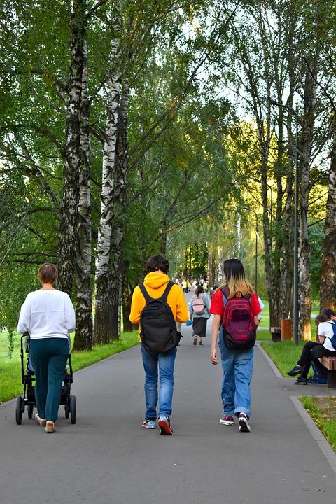Teens, Stroll, Backpack, Backpacks, Bags, Jeans, Mommy