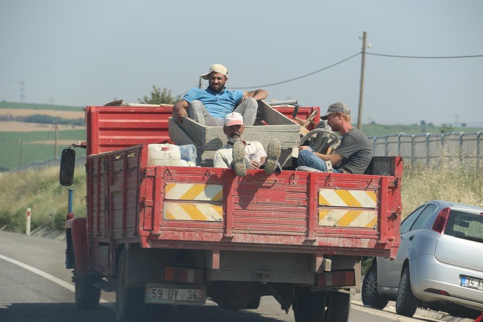 Tekirdağ, Human, Transport