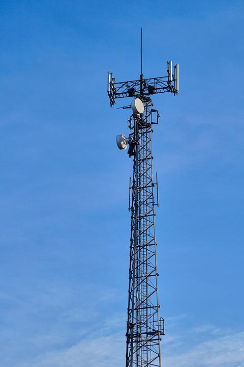 Tower, Telecommunication, Telecommunication Mast