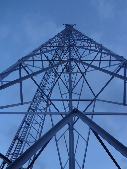 Telecommunication Towers, Tower, Metal Structure