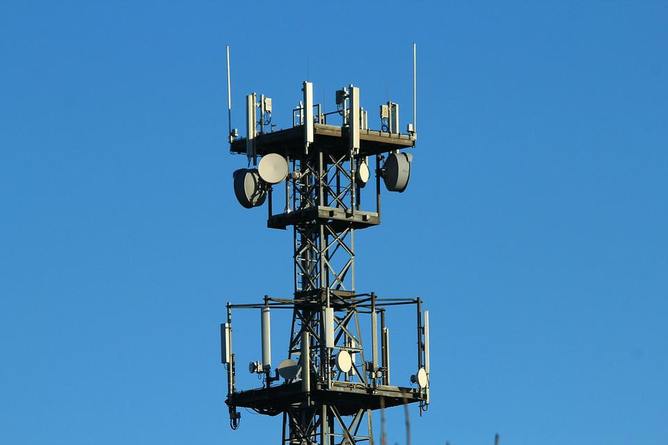 Radio Mast, Masts, Telecommunications Masts