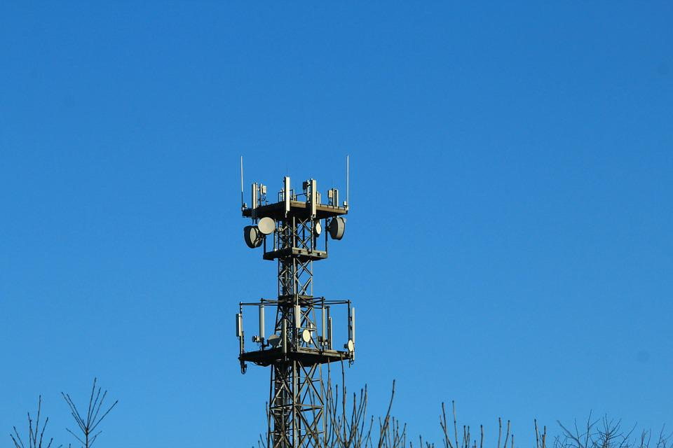 Radio Mast, Masts, Telecommunications Masts