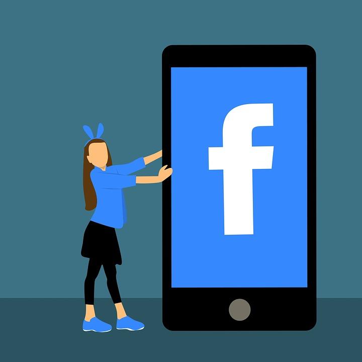Design, Facebook, Girl, Woman, Telephone, Business
