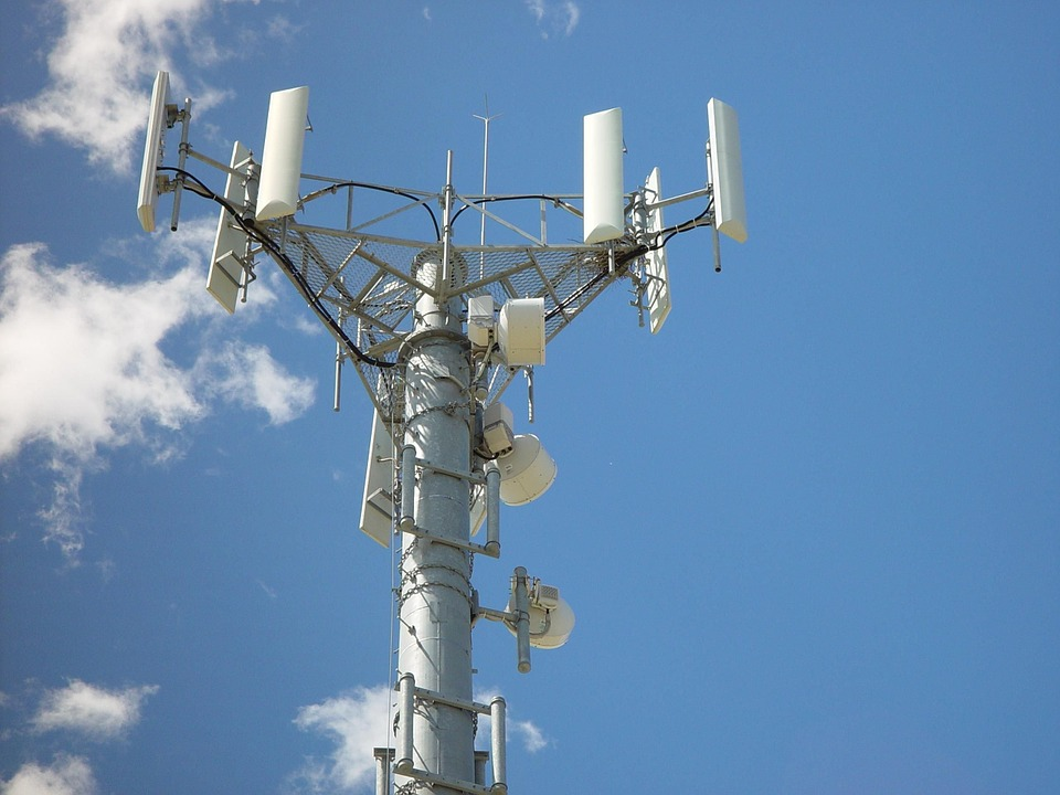 Tower, Antennas, Telephone, Mobile, Devices